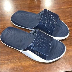 ☀️JORDAN HYDRO 7 RE2PECT SLIDES men's 10 ☀️